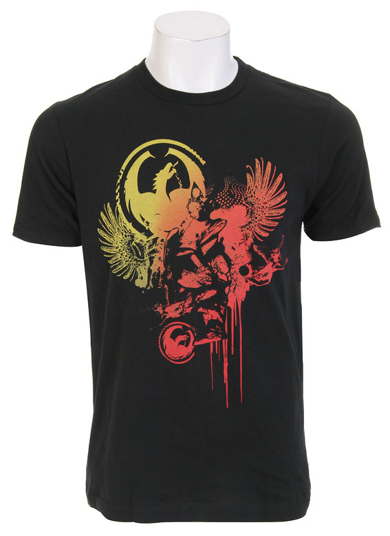 Dragon Fallen Angel T-Shirt Black  drag-fallenangel-t-blk-08.jpg