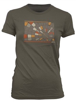 Five Ten Stained Glass Womens Tee  63985.jpg