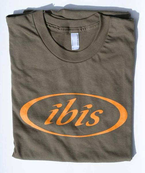 Ibis Cotton T-Shirt  cw254a13_army.jpg