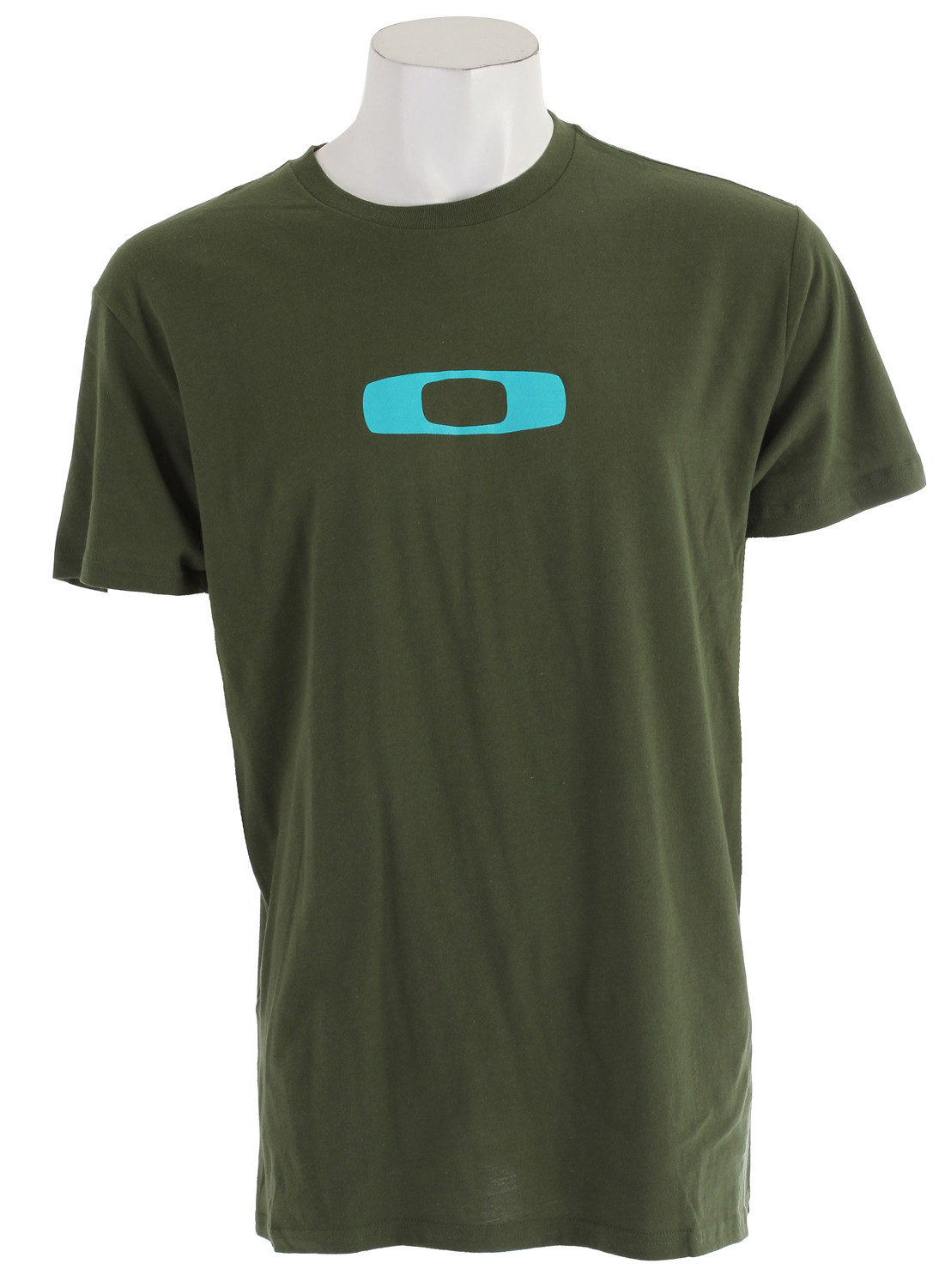 Oakley Square O T-Shirt Dark Forest  oakley-square-o-tee-drk-forest-11.jpg