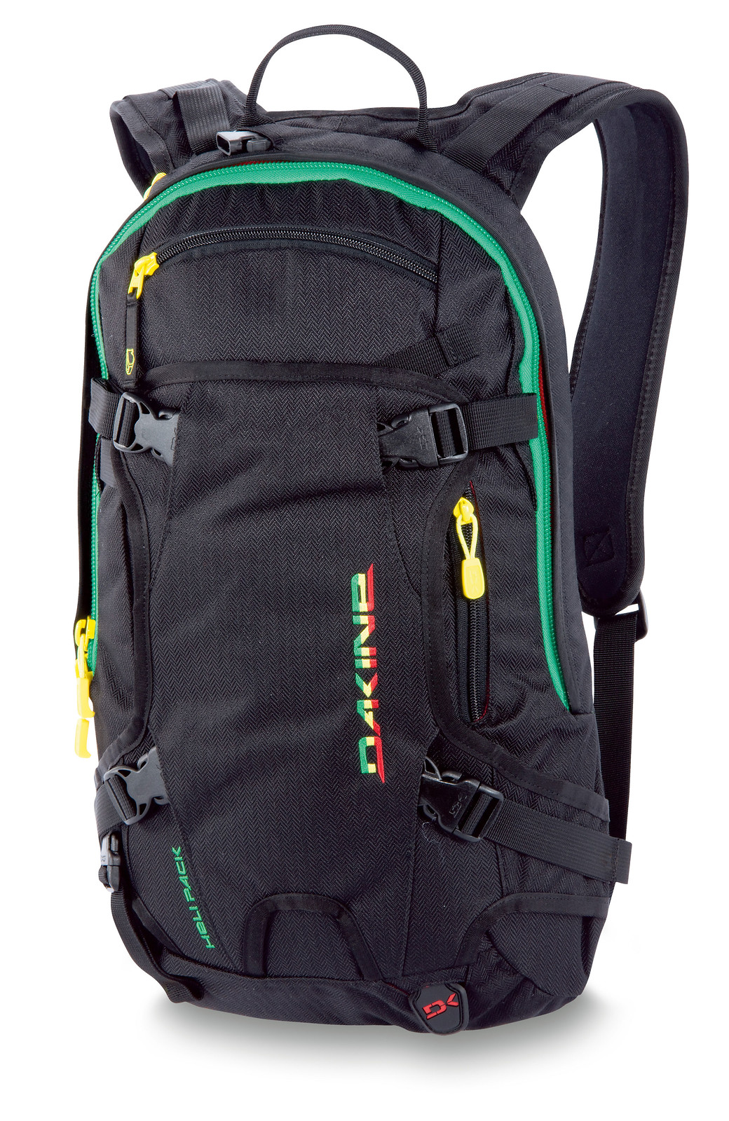 Dakine Heli Backpack Rasta - Reviews, Comparisons, Specs ...