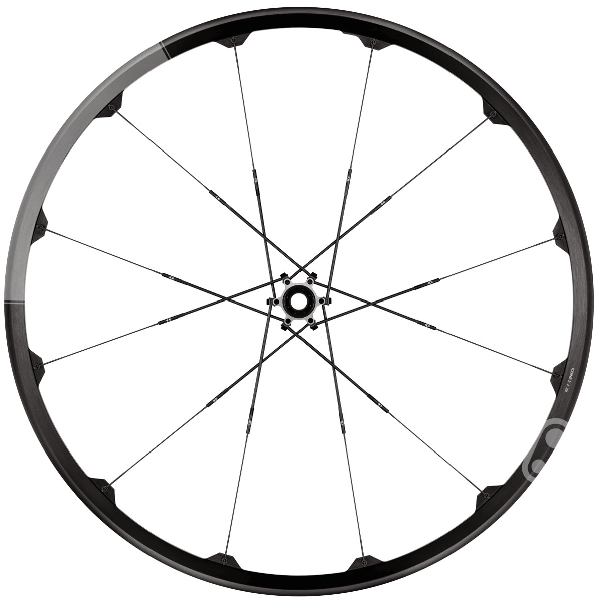 Crank Brothers Iodine 2 Wheelset  iodine-2-grey