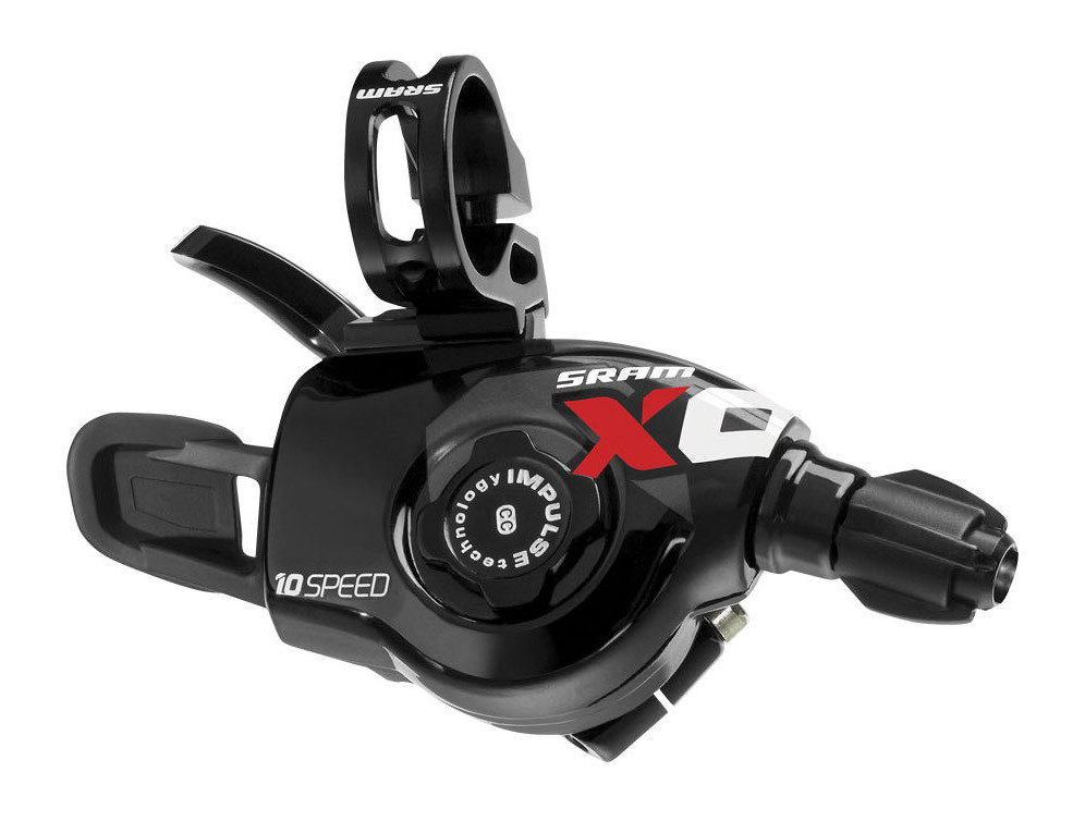 SRAM X0 Exact Actuation Trigger Shifters SRAM X0 Trigger Shifter - Red