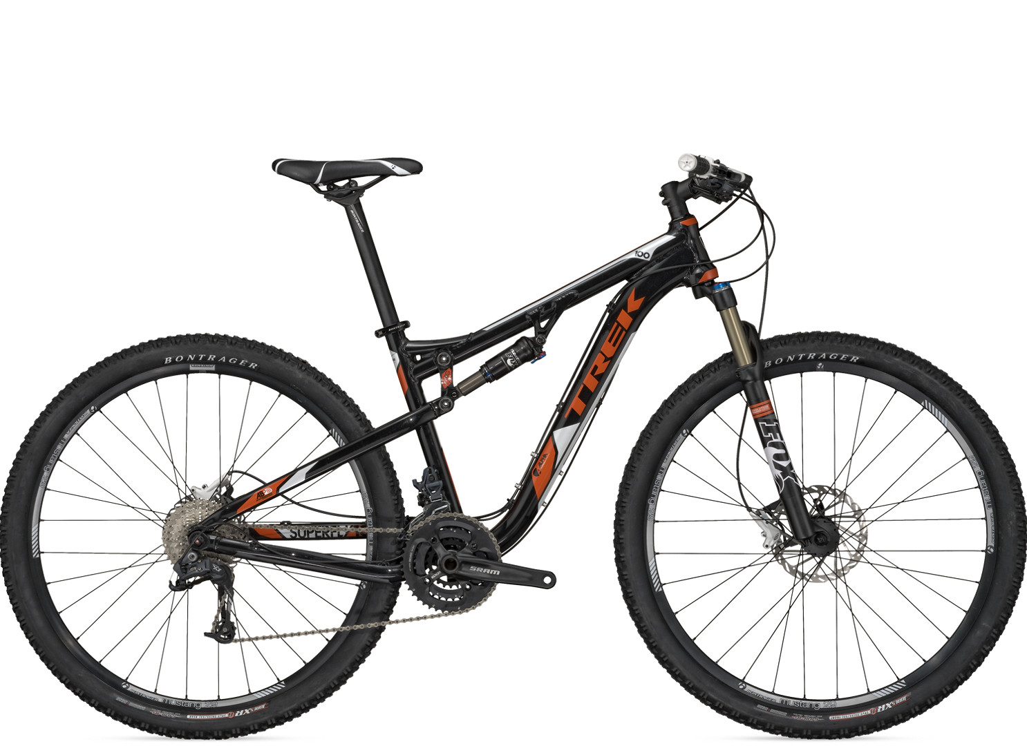 2012 Trek Superfly 100 AL Bike 21490
