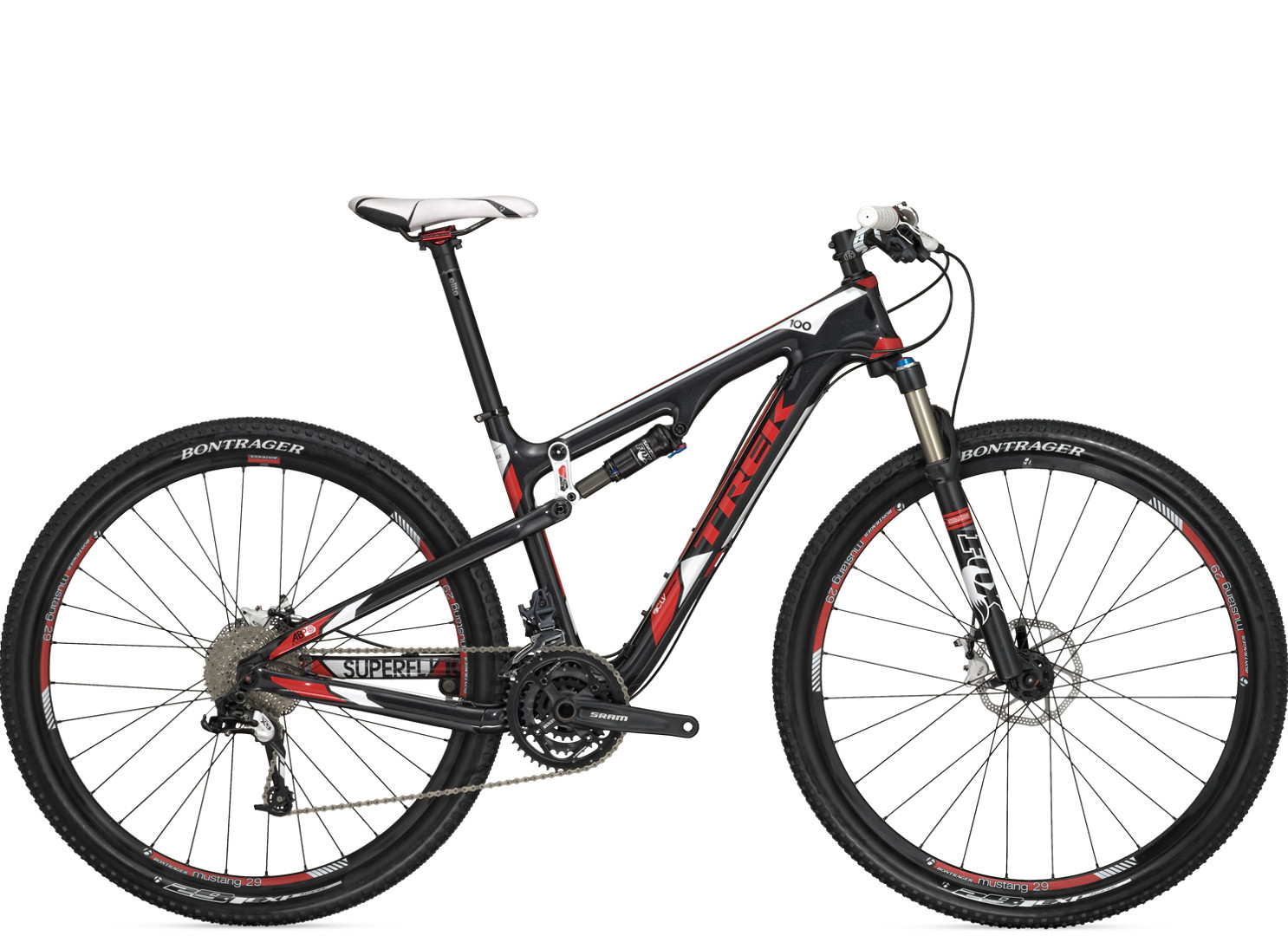 2012 Trek Superfly 100 Bike 26931