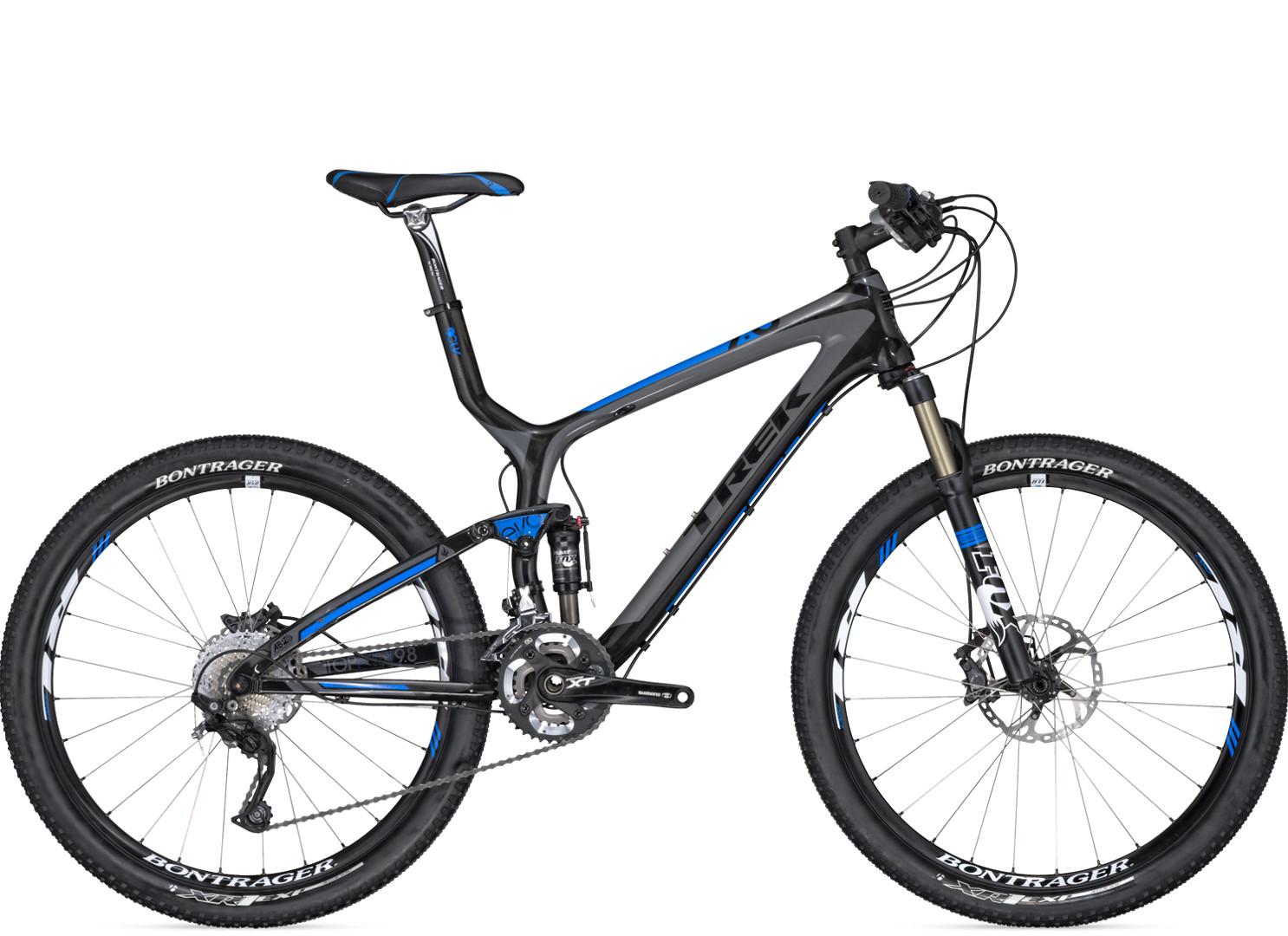 2012 Trek Top Fuel 9.8 Bike 26895