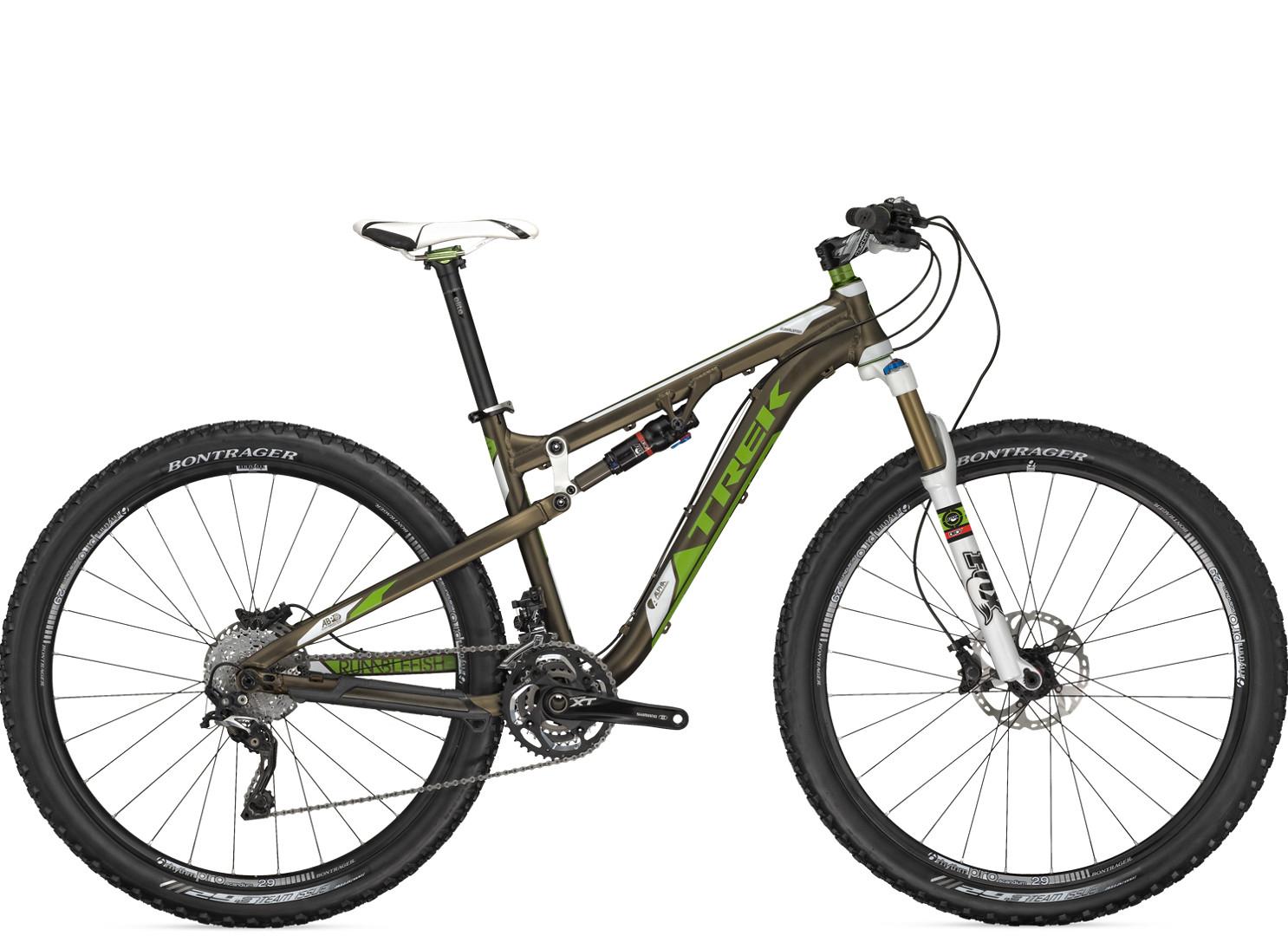 2012 Trek Rumblefish Pro Bike 23372