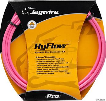 Jagwire Hyflow Hydro Hose Kit Shimano  br279k02pnk.jpg