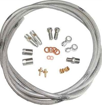 Hope Technology Stainless Steel Braided Hose Kit  6284.jpg