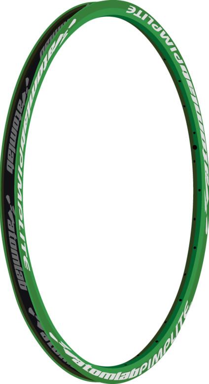 Atomlab Pimplite Rim  green