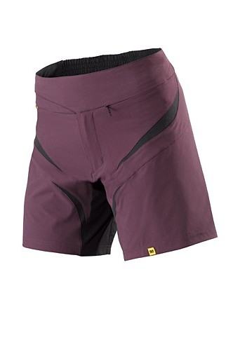Mavic Women's Set Meadow Short '10  sp268b11_plum.jpg