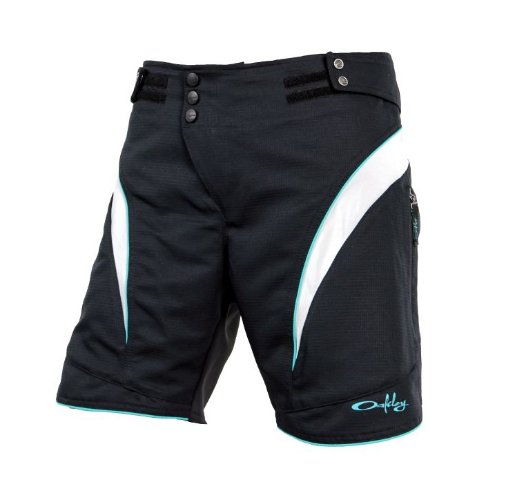 Oakley Women's Waves MTB Short '11  sp268b03-blk.jpg