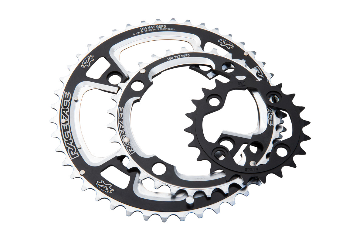 Race Face Team Chainrings Team_Race_Set