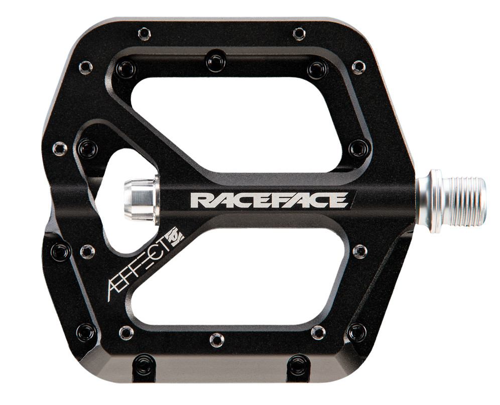 Race Face Æffect Flat Pedal Aeffect_Pedal-Black-top