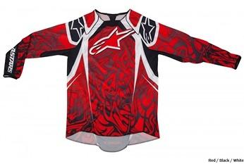 Alpinestars Techstar MTB Jersey L/Sleeve  64001.jpg