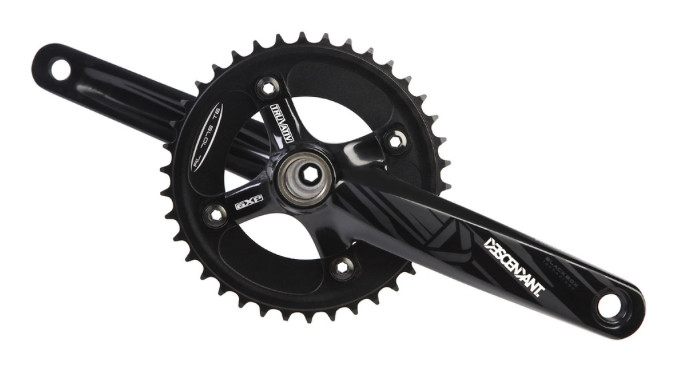 Truvativ Descendant DH Crankset  Truvativ Descendant DH Crankset