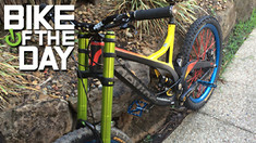 Bike of the Day: Devinci Wilson Carbon