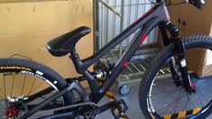 Andreu Lacondeguy S Prototype Yt Slopestyle Bike Rotorburn
