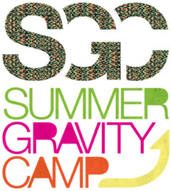 Summer Gravity Camps Partners with Acrobag