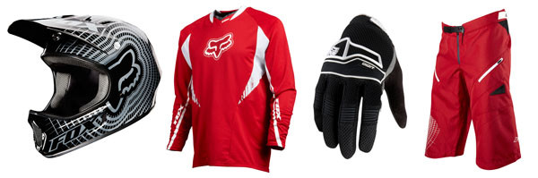 Win a Fox Racing Downhill Kit - Vital OTB, Windham