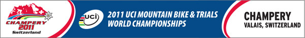 2011 UCI Mountain Bike World Championships 4X Qualification Results
