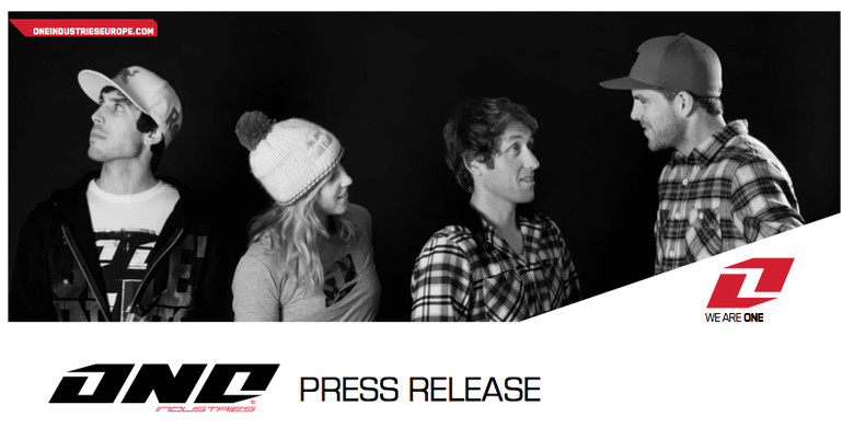 One Industries is the Official Atherton-GT Factory Racing Team Gear Supplier