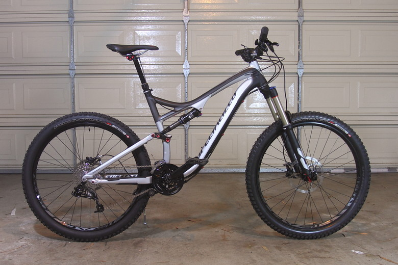 Just In: Specialized Stumpjumper FSR Comp EVO