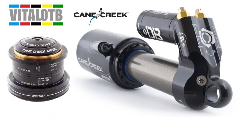 Win a Cane Creek Double Barrel Air and AngleSet! Vital OTB Sea Otter