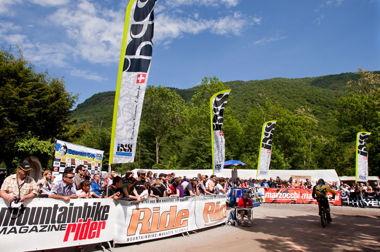 iXS European Downhill Cup at Monte Tamaro