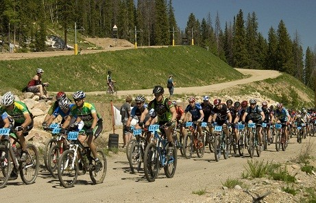  2012 Epic Singletrack Race Series at Winter Park Resort