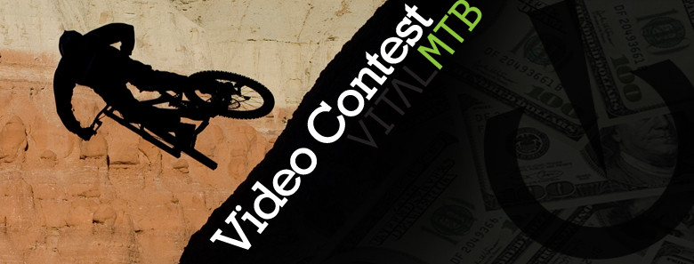 Upload Your Video to Vital MTB and You Could Win $250!