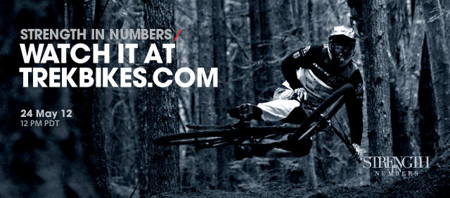 Free premiere of Strength in Numbers on trekbikes.com