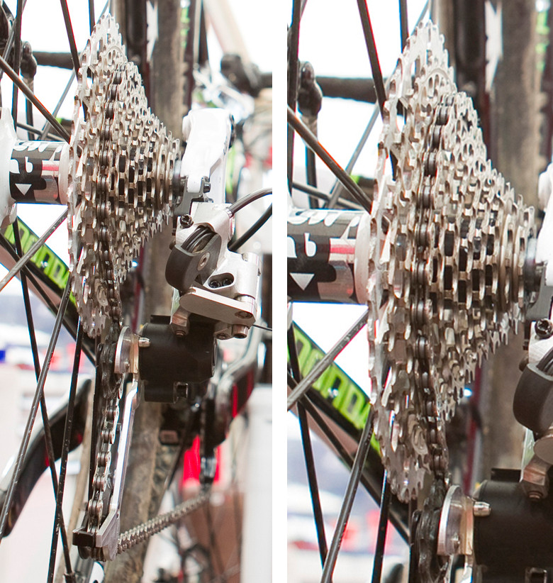 SRAM Leaks New 1x11 XX1 Drivetrain with Massive Range