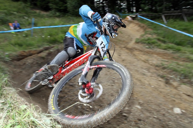 European Mountain Bike Masters Championships, Slovenia