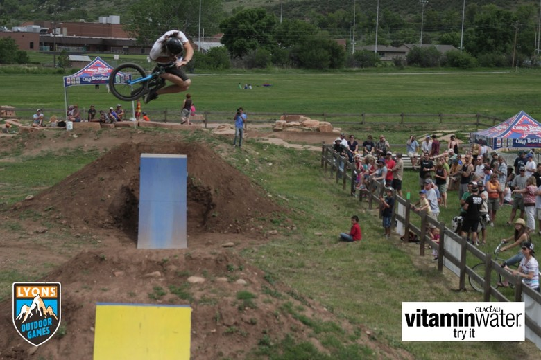 Lyons Outdoor Games to feature Dirt Jump Jam and Pump Track Race