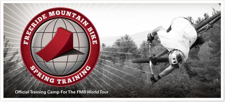 Freeride Mountain Bike Spring Training