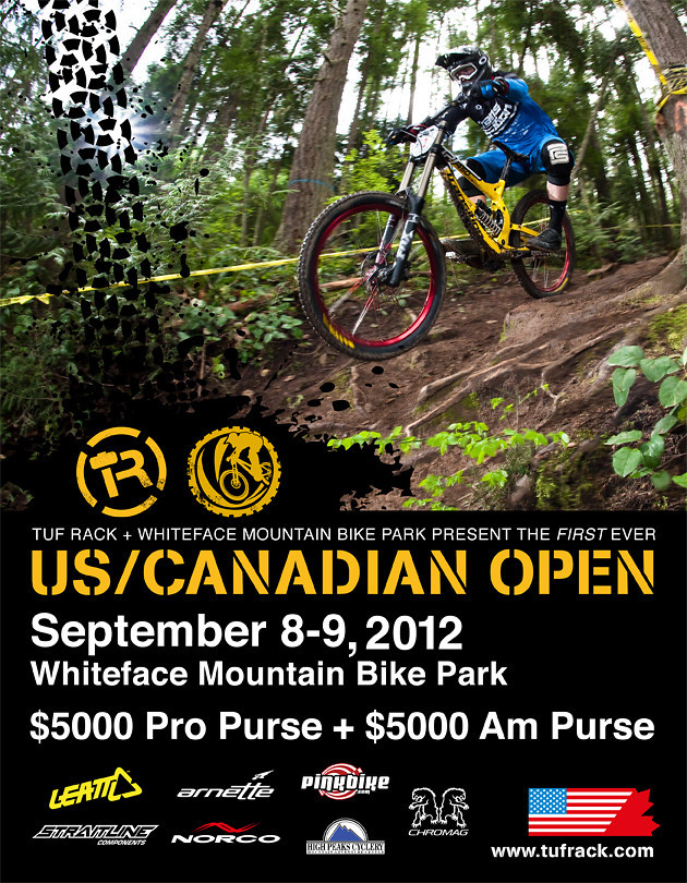 Event: The First Ever US/Canadian Open at Whiteface