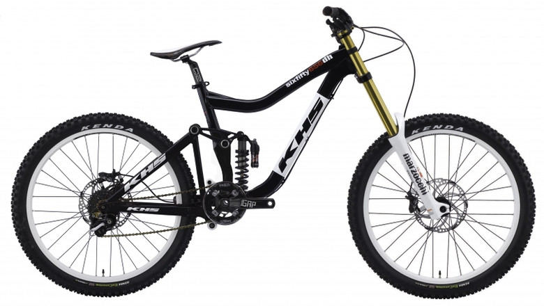 First Look: KHS Goes 650b for Downhill - Introducing the SixFifty 656DH