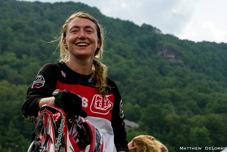 Aaron Gwin, Jackie Harmony Win 2012 U.S. National Champs Downhill - Results