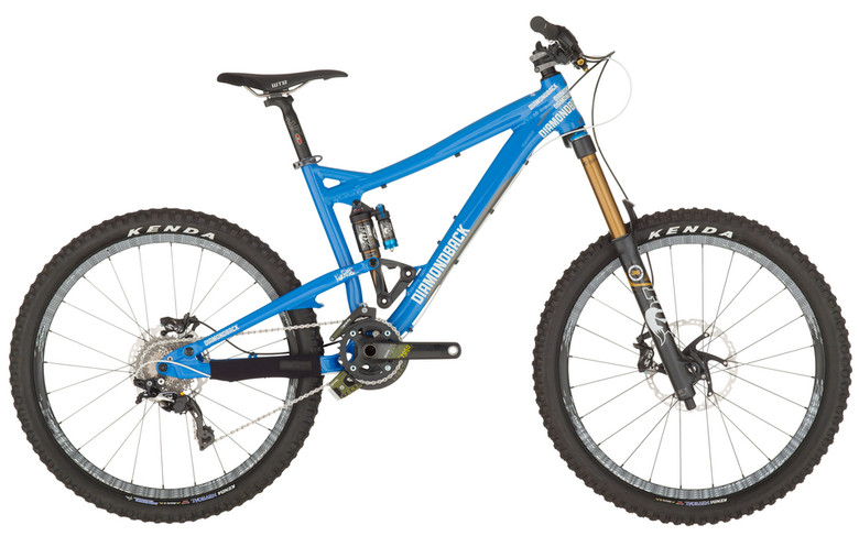 First Look: 2013 Diamondback Scapegoat