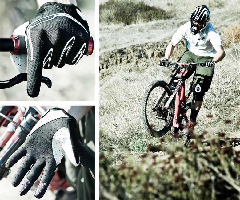 oakley recon gloves dqab  Product Highlights
