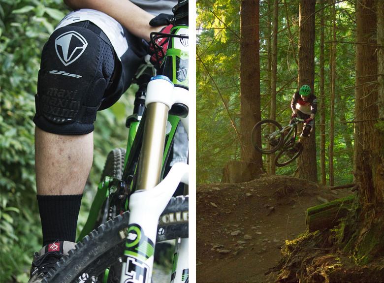 T H E Maxi Guards Reviews Comparisons Specs Mountain Bike