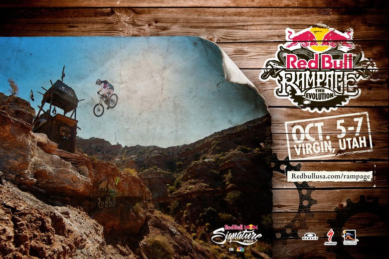 RED BULL RAMPAGE CHARGES AHEAD WITH TOP LEVEL ATHLETE SELECTION