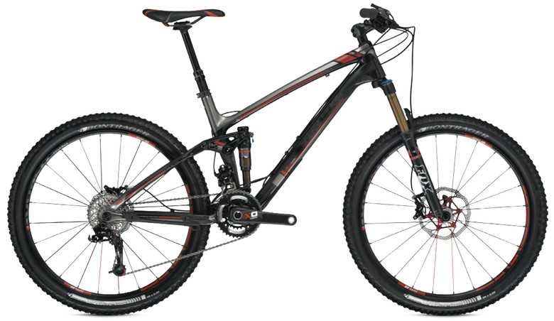 First Look: 2013 Trek Fuel EX