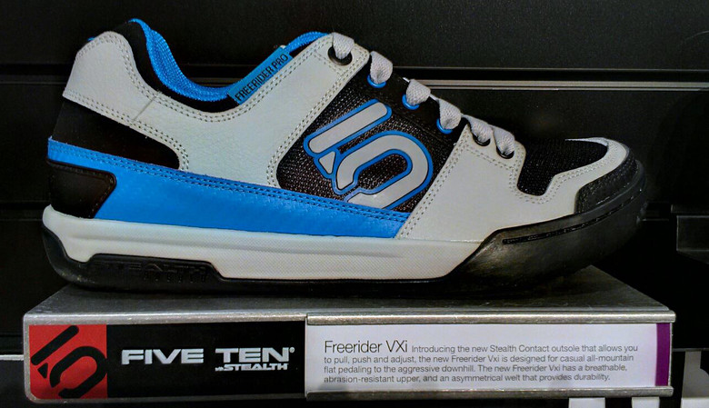 First Look: 2013 Five Ten Freerider VXi and Dirtbag Shoes