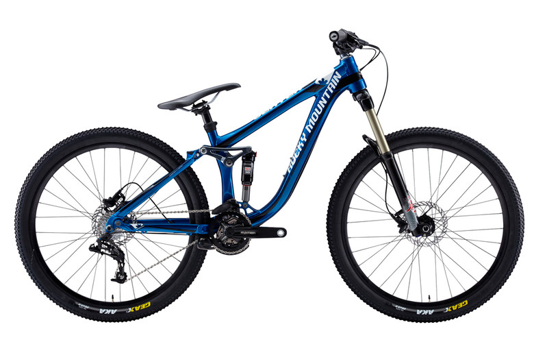 Rocky Mountain Releases the 2013 Slayer SS