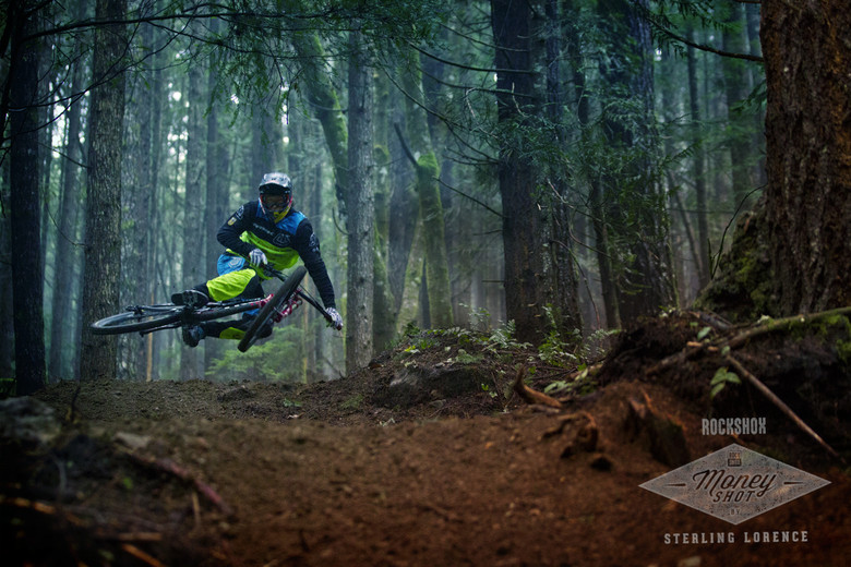 Get Your Very Own Action Shot by Sterling Lorence, Free from RockShox