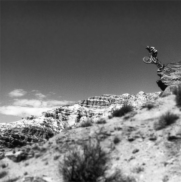 First Glimpse of the 2012 Red Bull Rampage Course