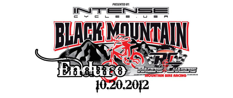 2012 Black Mountain Enduro, October 20th in San Diego