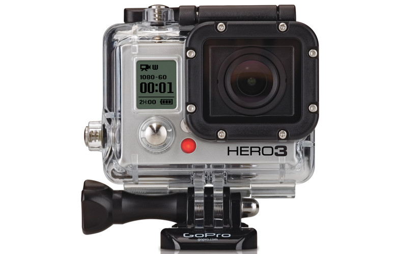 First Look: GoPro HD Hero 3 - Half the Size, More Than Twice the Power